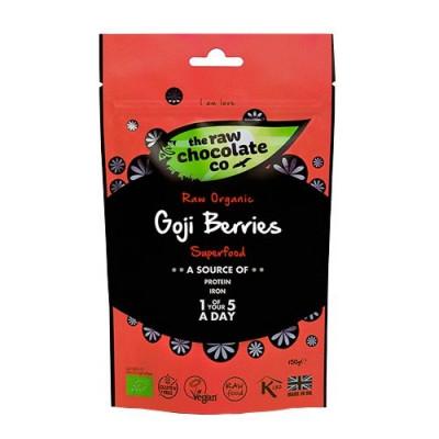 Organic Raw Goji Berries Ø (150 g)