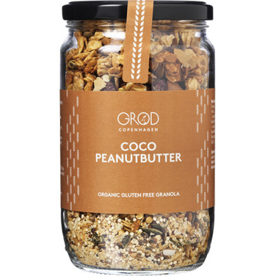 Grød Granola Coco Peanutbutter (350 g)