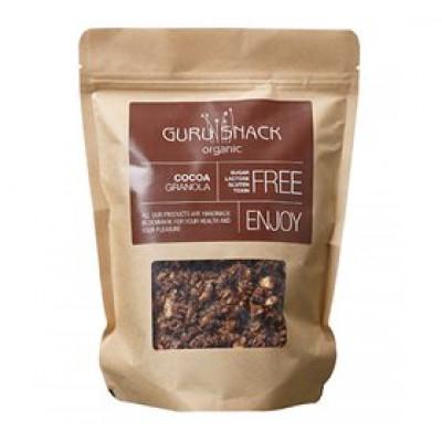 Granola Cocoa Luxus Guru Snack (500 gr)