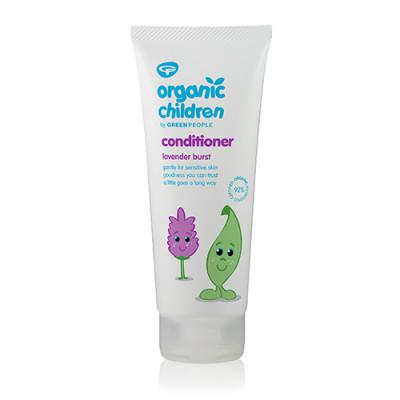 Green People Organic Children Conditioner Lavender (200 ml)