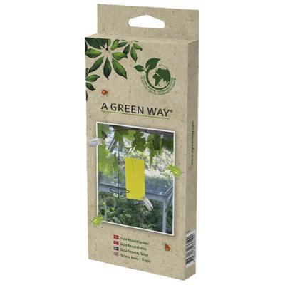 A Green Way gule insektfælder indh. 5 stk.