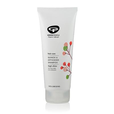 GreenPeople Artichoke Quinoa Shampoo (200 ml)