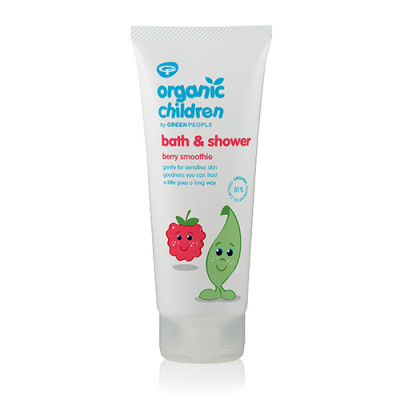 GreenPeople Bath & Shower - Berry Smoothie (200 ml)