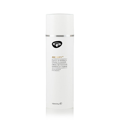 GreenPeople Purify and Hydrate Cream Cleanser (150 ml)