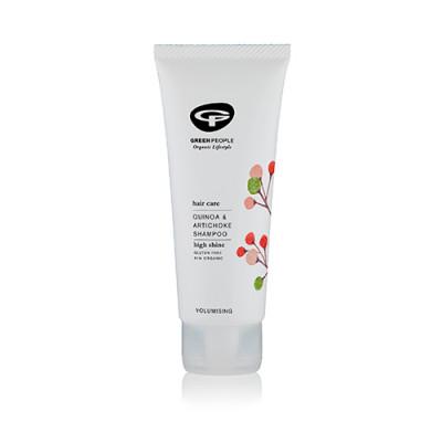 GreenPeople Quinoa & Artichoke Shampoo - Travel Size (100 ml)