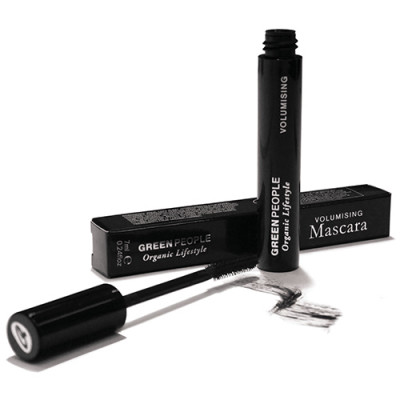 GreenPeople Volumising Mascara Black (7 ml)