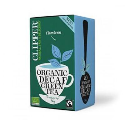 Clipper Grøn Te Koffeinfri Ø (36 g)