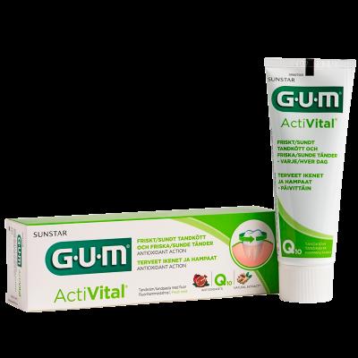 GUM Activital Fluor Tandpasta