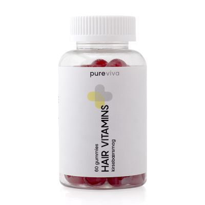 Pureviva Hair Vitamins (60 gummies)