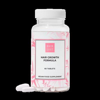 HairLust Hair Vitamins (60 stk)