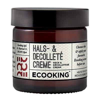 Ecooking Hals- og Decollete Creme (50 ml)