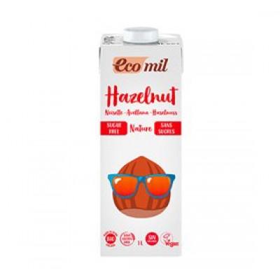 Hasselnødde drik Ecomil Ø 1 Liter