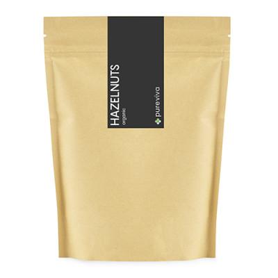 Pureviva Hasselnødder Ø (250 g)