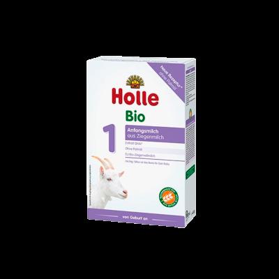 Holle Modermælkserstatning Gedemælk Basis 1 Ø (400g)