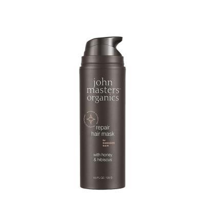 John Masters Repair Hair Mask for Damaged Hair with Honey & Hibiscus