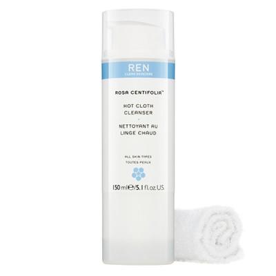 REN Hot Cloth Cleanser (150 ml)