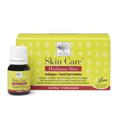 New Nordic Skin care Hyaluron shot (10 stk)