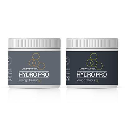 LinusPro HydroPro Proteinpulver - Flere smagsvarianter (1 kg)