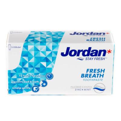Jordan Fresh Breath (2-pak)
