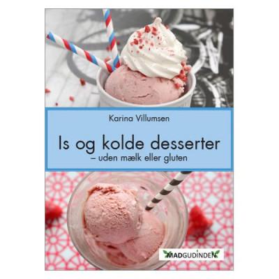 Karina Villumsen – Is og kolde desserter – uden mælk og gluten