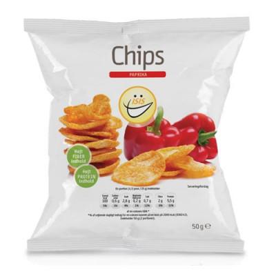 EASIS Paprika Chips (50 gr)