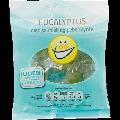 EASIS Eucalyptusbolcher (70 g)