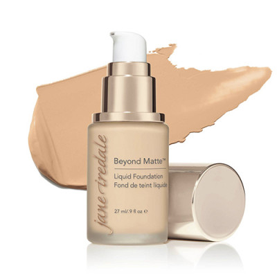 Jane Iredale Beyond Matte Liquid Foundation M2 (1 stk)