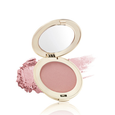 Jane Iredale PurePressed Blush Barely Rose (1 stk)