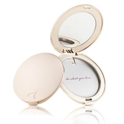 Jane Iredale Refillable Compact Rose Gold (1 stk)