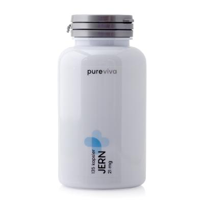 Pureviva Jern (21 mg) (135 kap)