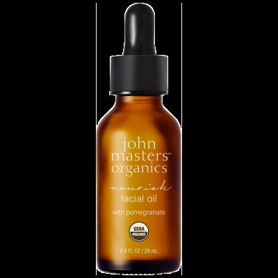 John Masters Organics Pomegranate Facial Nourishing Oil (29 ml)