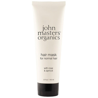 John Masters Hair Mask for Normal Hair with Rose & Apricot (60 ml)