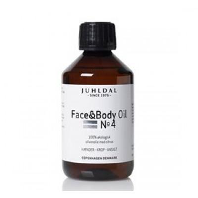 Juhldal Face & Body Oil Oliven Citrus (250 ml)