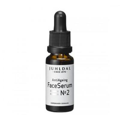 Juhldal FaceSerum No 2 Anti-Ageing (20 ml)