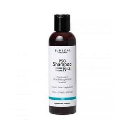 Juhldal PSO Shampoo no. 4-HM, 200 ml.
