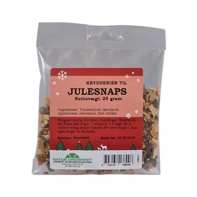 Natur Drogeriet Bitter Julesnaps (25g)
