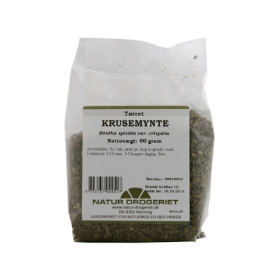 Naturdrogeriet Krusemynte (1000 gr)