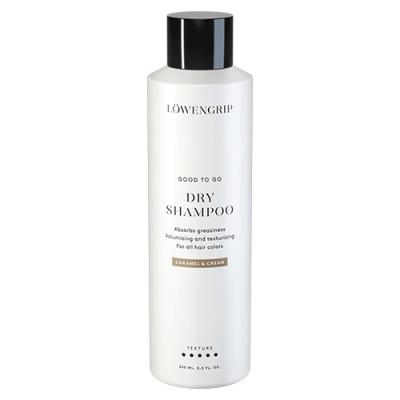 Løwengrip Good To Go Dry Shampoo Caramel & Cream (250 ml)