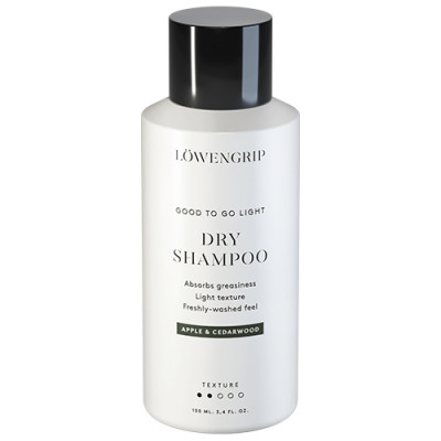 Løwengrip Good To Go Light Dry Shampoo Apple & Cederwood (100 ml)