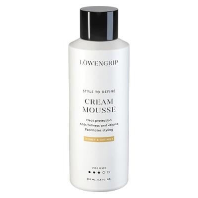 Løwengrip Style To Define Cream Mousse (200 ml)