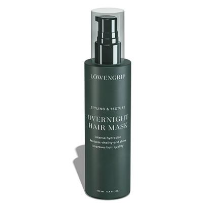 Løwengrip Styling & Texture Overnight Hair Mask (100 ml)