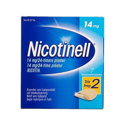 nikotinplaster