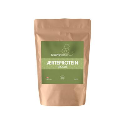 LinuPro Ærteproteinpulver (500 g)