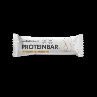 LinusPro Proteinbar Banan (55 g)