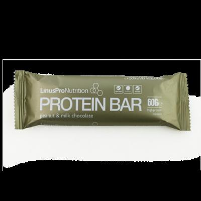 LinusPro Proteinbar Peanuts (60 g)