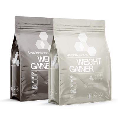 LinusPro Weight Gainer - Flere smagsvarianter (1,5 kg)
