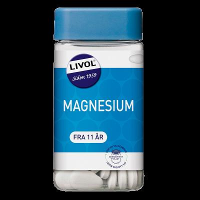 Livol Magnesium (80 tabs)