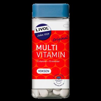 Livol Multi Total Voksen (150 stk)