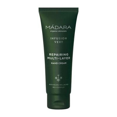 Madara Infusion Vert Repairing Multi-Layer Hand Cream (75 ml )