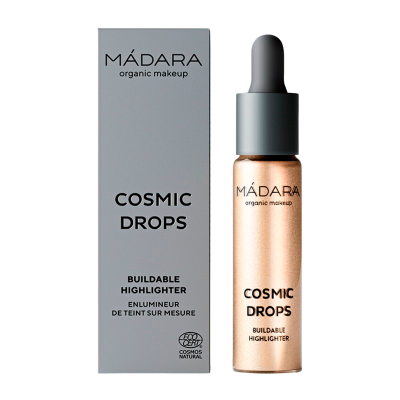 Madara Comic Drops Buildable Highlighter 1 Naked Chromosphere (13,5 ml)